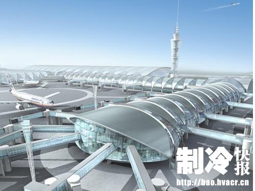 此前申菱飞机空调已签约北京首都国际机场,昆明新国际机场,重庆江北
