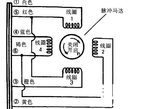 中央空调盘管风机温控器接线图