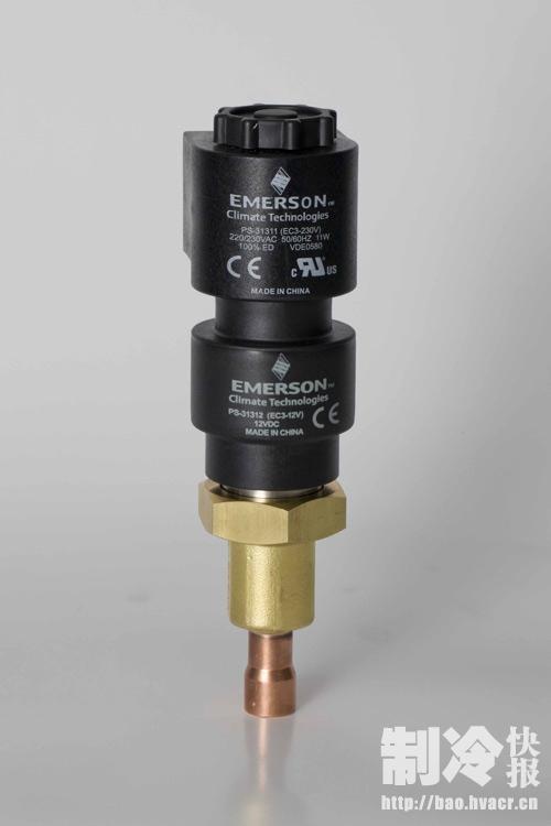艾默生环境优化技术新品-新型电子膨胀阀ex3图片
