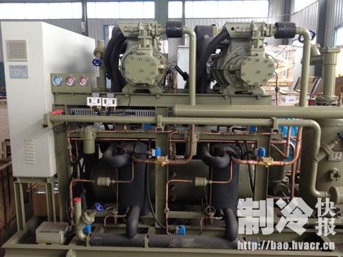 新亚洲plc2.0走进螺杆五并联时代-制冷快报移动版