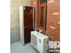 纽恩泰空气能热水器一年省电多少度,数据为证