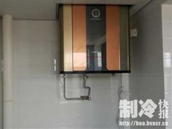 安装太阳能热水器受地方限制?你还可以选择空气能热水器
