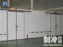 餐饮冷库建设 制冷机组的选用