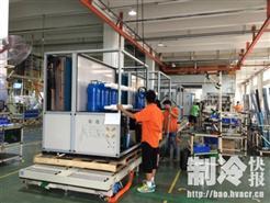 揭秘丨全球热销的芬尼空气能泳池热泵是怎样生产出来的?