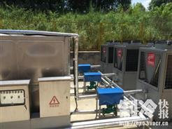 芬尼空气能低温热泵安徽再添经典案例