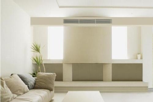一套家用中央空调与多台分体空调造价相当