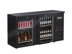 firscool啤酒饮料冷藏KTV卧式啤酒冷柜