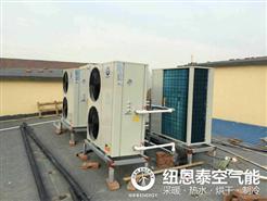 """大型建筑热水项目,为何""""专宠""""空气能热泵?"""