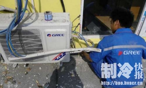 空调加氟打多少压 空调加氟注意事项