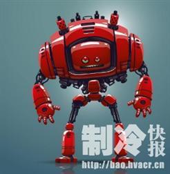 美的首次公布机器人计划全球版图
