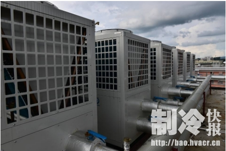 空气能热泵出水不热的四个原因