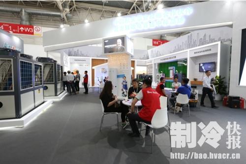 """携豪华阵容亮相ISH中国暖通展 中广欧特斯北方"""""""