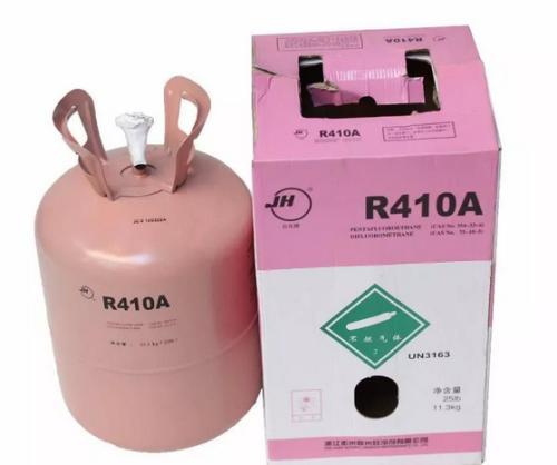 R410A空调与R22空调对比