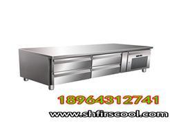 厨房用的1.5米冷藏操作台