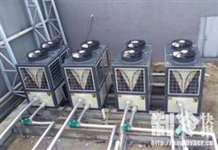 快讯:中广欧特斯服务中南集团宁波格雷斯酒店空气能热水项目竣工