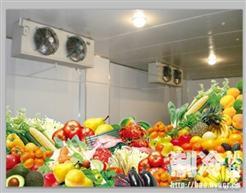 200吨蔬菜保鲜库建造