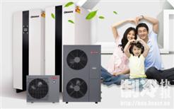 新建别墅用空气能热泵三联供,地暖、中央空调、热水都有了