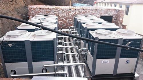 清洁替代力度不断加码,空气能热泵助力煤矿煤改