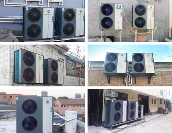 支持山东清洁取暖工程,纽恩泰空气能热泵节能效果好受欢迎