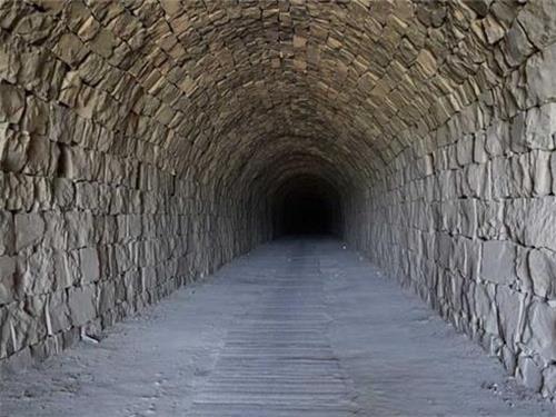 3)覆土小型冷藏库:它又称土窑洞小型冷藏库,洞体多为拱形结构,有单