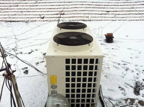 冬季空气能热泵何以做维护-空气能热泵厂家
