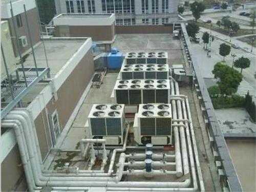 为什么说空气源两联供≠风冷热泵冷热模块机?-空气能热泵厂家
