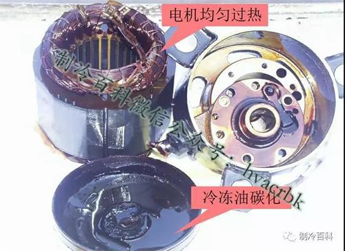 制冷压缩机典型故障分析与高清图解-空气能热泵厂家