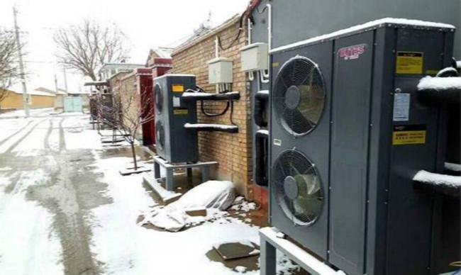 """这36个""""锅"""",未必都由热泵背!对农村煤改电乱象的思考"""