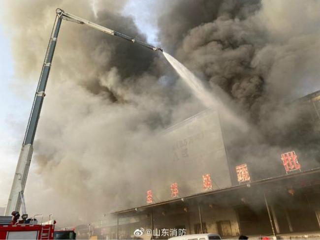 济南冷库突发火灾,1人死亡,原因竟是它