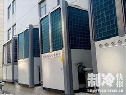 养老院里春意浓浓,纽恩泰空气能热泵为老人送温暖