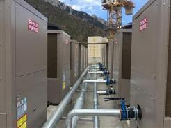 芬尼克兹又在西藏树立样板,十余台空气能热泵为西藏采暖保驾护航
