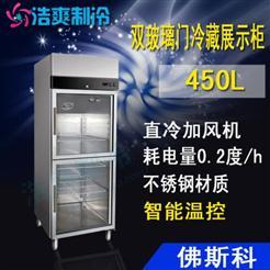 wellkool饮料啤酒玻璃展示柜上海哪里有卖多少钱一台