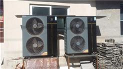 空气能热泵成农村冬季清洁采暖首选,纽恩泰助力美丽乡村工程