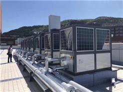 打造精品工程,中广欧特斯空气能日照华美酒店冷、热、水项目广受好评