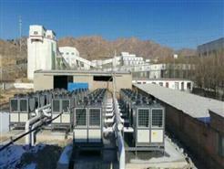 中广欧特斯再拿一矿!内蒙古包头市10万平金矿空气能采暖项目落地运行良好!