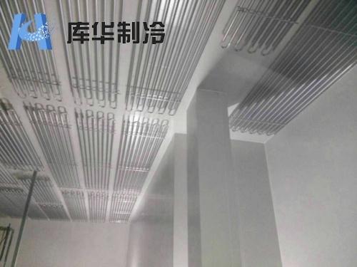 宁波-18℃食品低温冷库工程建造