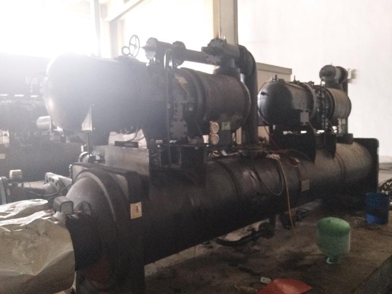 台佳冷水机组维修