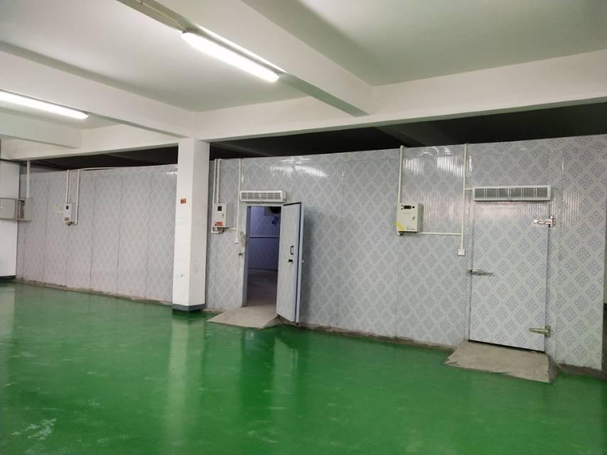 郑州万邦市场容小月中央厨房冷库