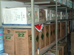 制冷剂R22:售后市场需求毫无起色